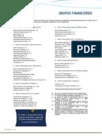 Lista de Grupos Financieros Febrero 2018