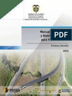Manual de Capacidad y Niveles de Servicio Para Vias Multicarril 2015 Primera Version