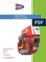 LP Series Limpsfield Combustion Operating and Maintenance Manual Iss3