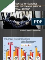 Sistema Penal Juvenil