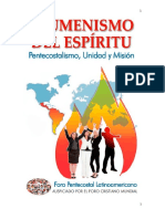 Libro Ecumenismo