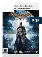 Batman Arkham Asylum - Tutorial Definitivo (v.1.2)