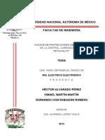 Tesis de La Universidad Autonoma de Mexico