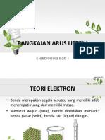 Elektro I