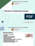 17. Campanie SLIC - Semnele Si Simptomele Stresului