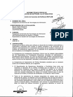 Informe Tecnico 37 2008
