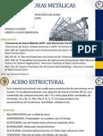 Introducción a Las Estructuras de Acero