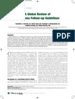 Melanoma Folup Guideline