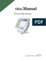 h1q POS 3000 ServiceManual