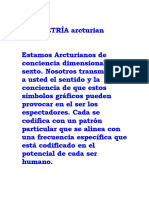 Geometria Sacra Arcturiana