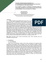 Analisis Kestabilan Lereng Tambang Terbuka Batubara Dengan Metode Probabilitas Pada Highwall Dan Lowwall Pit Tania Panel 2, Pt. Kaltim Prima Coal, Kalimantan Timur