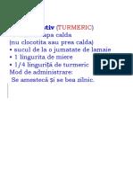 Turmeric-Tonic Digestiv (l)