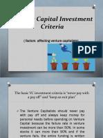 Venture Capital Part 2 Ppt.