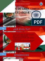 . Tratado de Libre Comercio India Peru. .