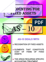 ACCOUNTINGFORFIXEDASSETSAS-10