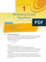 Linear Equations - Essential Methods Units 1&2