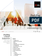 JLL 2015 Global Sustainability Report