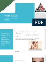 acné vulgar.pptx