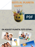 Alegria Planeta Happy