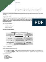 Notes in CDI 4 Organized Crime Investigation