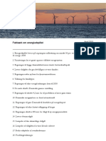 Faktaark Om Energiudspillet 2018