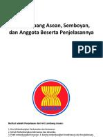 Arti Lambang Asean, Semboyan, Dan Anggota