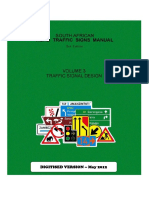 Sadc Traffic Signs - Volume 3