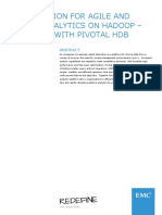 Emc Solution Agile Robust Analytics Hadoop Dl Pivotal