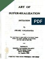 Kriya Yoga Swami Yogananda