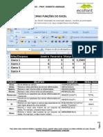 Informatica Guia Rápido Das Principais Funções Do Excel