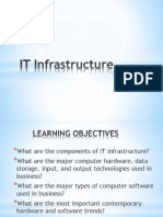 Lecture 04 - IT Infrastructure