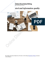 Analysis of Internal Control and Information Quality to Achieve Business Goals