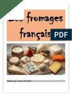 Les fromages français