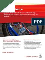 Masterflyer Neuroscience