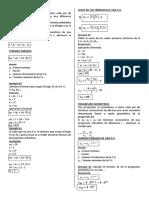 Progresion Aritmetica y Geometrica