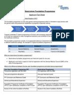 Stand Alone Fact Sheet 2