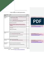 Checklist for EU GDPR Implementation En