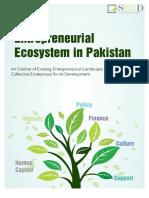 Entrepreneurial Ecosystem of Pakistan