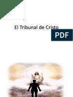 El Tribunal de Cristo