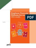 Pwc Employee Financial Wellness Survey 2015