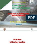 1. Fluidos y Alteraciones Hidrotermales