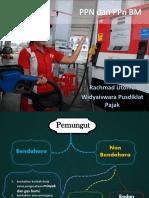 P14 Bahan Tayang PPN D1 Rachmad Utomo Pemungut Dan PPn BM