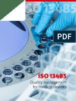ISO 13485 Broshure