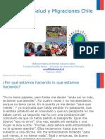 Logros Migaciones y Salud Chile 2017