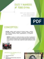 Controles y Mandos Del Mf 7000 Dyna