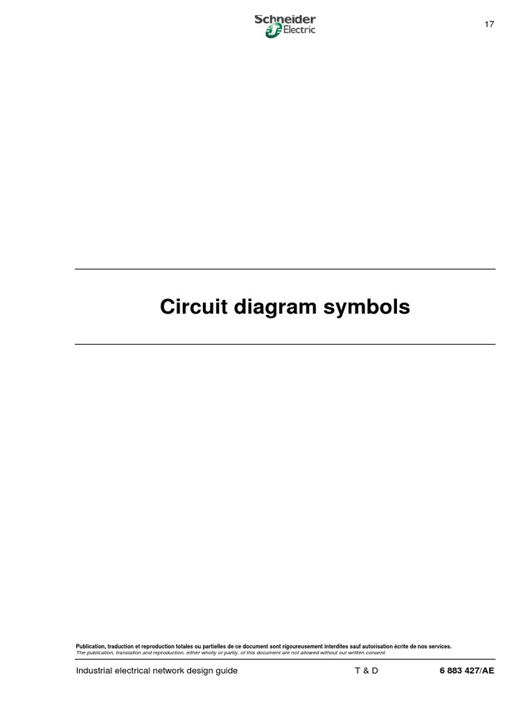 Electrical Symbols And Bibliographypdf Electromagnetic Industrial Wiring Diagram Compatibility Transformer