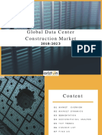 Global Data Center Construction Market Analysis by Arizton