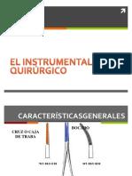 El Instrumental Quirurgico