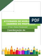Atividades de Nivelamento L.port 6º Ano-professor