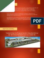 Exposición Terminal Urbano 4